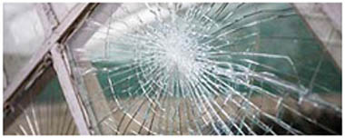 Spalding Smashed Glass
